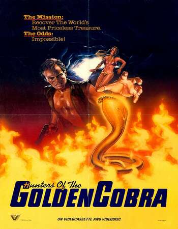 The Hunters of the Golden Cobra 1982 Hindi Dual Audio BluRay 300MB 480p 720p 1.2GB