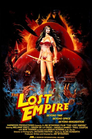 [18+] The Lost Empire 1984 UNRATED Hindi Dual Audio 720p 1.1GB BluRay