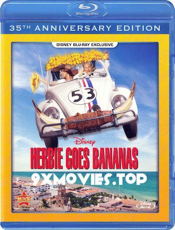 Herbie Goes Bananas 1980 Dual Audio Hindi 480p BluRay 280mb