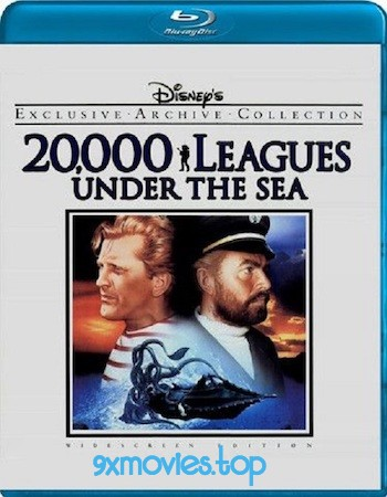 20000 Leagues Under The Sea 1954 Dual Audio Hindi 720p BluRay 999mb