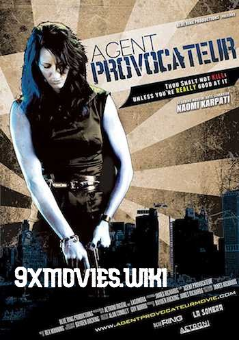 Agent Provocateur 2012 Hindi Dubbed 720p WEB-DL 700MB