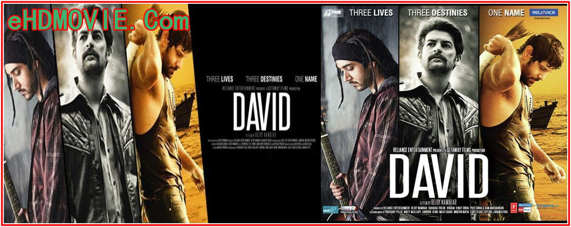 David 2013 Full Movie Hindi 720p – 480p ORG BRRip 450MB – 1GB ESubs Free Download