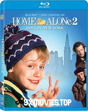 Home Alone 2 Lost In New York 1992 Dual Audio Hindi 720p BluRay 950mb