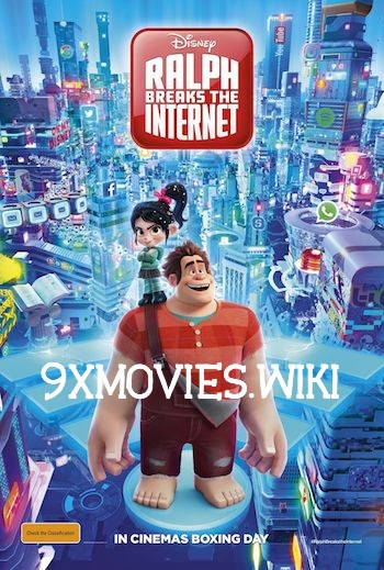 Ralph Breaks the Internet 2018 Dual Audio Hindi 720p DVDScr 1.1GB
