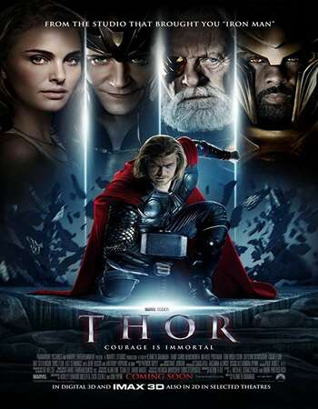 Thor 2011 Hindi Dual Audio BRRip Full Movie 720p Free Download