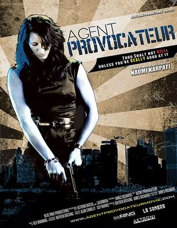 Agent Provocateur 2012 Hindi Dubbed HDRip 480p 720p