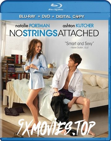 No Strings Attached 2011 BluRay 720p Dual Audio Hindi 900MB