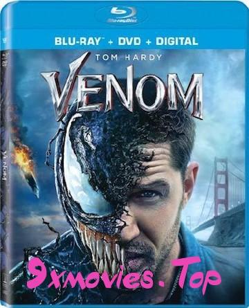 Venom 2018 Dual Audio ORG Hindi 720p BluRay 900MB