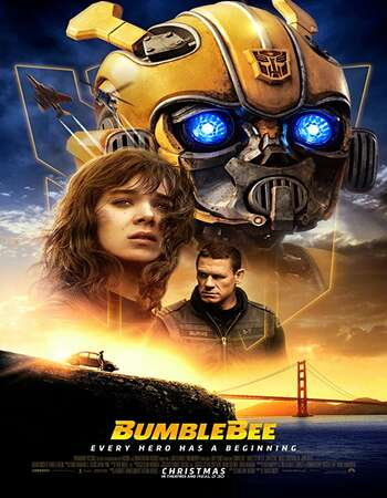 Bumblebee 2018 Hindi Dual Audio BRRip Full Movie 720p HEVC Free Download