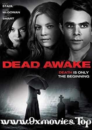 Dead Awake 2010 Dual Audio Hindi Bluray Full 300mb Download