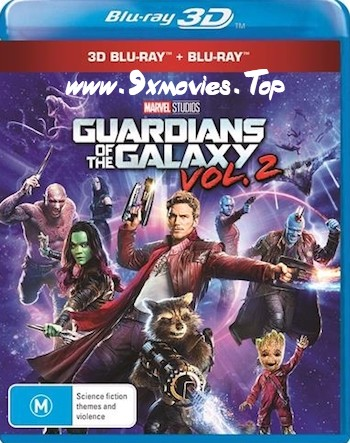 Guardians Of The Galaxy Vol 2 2017 Dual Audio ORG Hindi Bluray Full 300mb Download