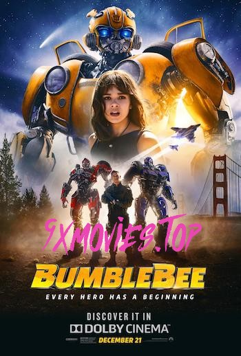 Bumblebee 2018 Dual Audio Hindi 480p HDRip 350mb