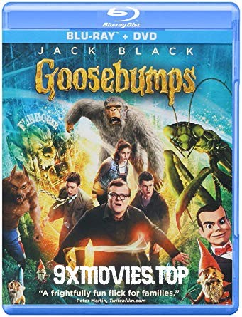 Goosebumps 2 Haunted Halloween 2018 English 480p BRRip 280MB ESubs
