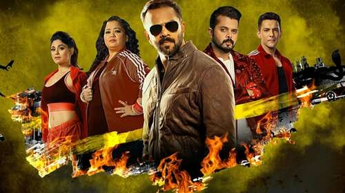 Khatron Ke Khiladi Season 9 10th February 2019 280MB HDTV 480p