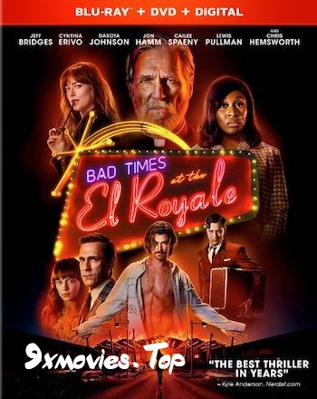 Bad Times At The El Royale 2018 Dual Audio ORG Hindi 480p BluRay 400MB
