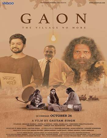 Gaon 2018 Full Hindi Movie HDTVRip Download