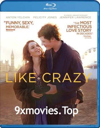 Like Crazy 2011 Dual Audio Hindi 480p BluRay 280mb