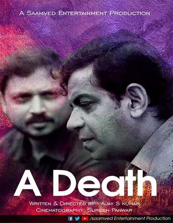 A Death 2018 Full Hindi Movie 720p HDRip Free Download