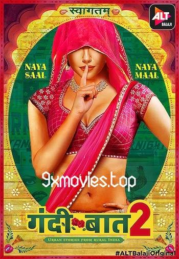 Gandii Baat 2019 S02 Complete Hindi 720p WEB-DL 1.6GB