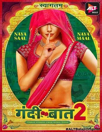 Gandii Baat 2018 Hindi Season 02 Complete 720p HDRip x264