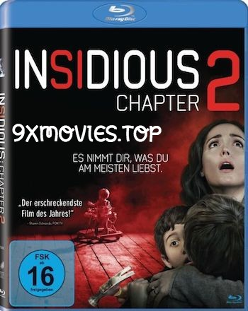 Insidious - Chapter 2 (2013) Dual Audio ORG Hindi Bluray Full 300mb Download