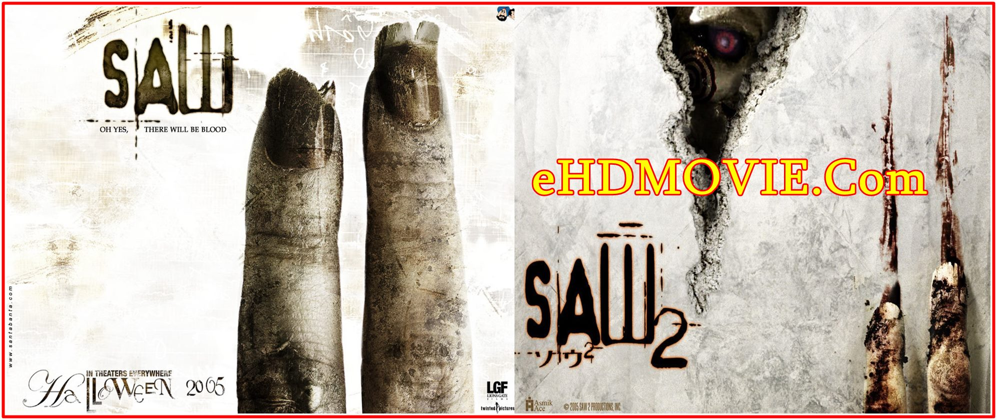 Saw II 2005 Full Movie English 720p – 480p ORG BRRip 350MB – 800MB ESubs Free Download