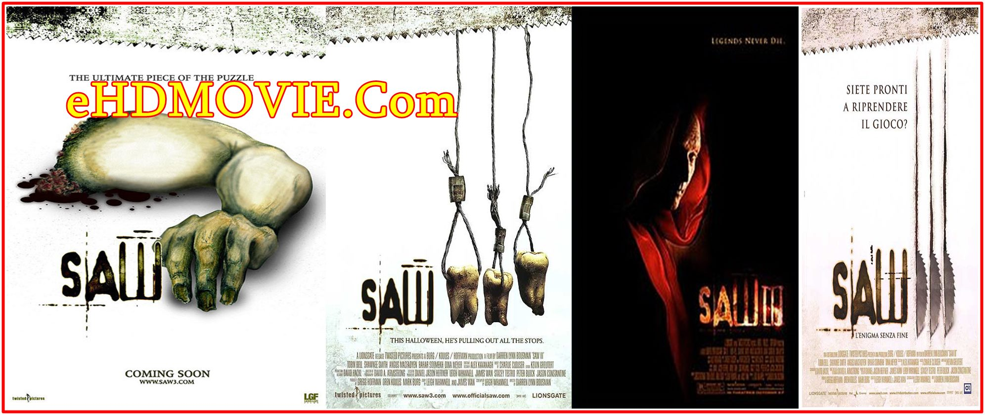 Saw III 2006 Full Movie English 720p – 480p ORG BRRip 450MB – 950MB ESubs Free Download