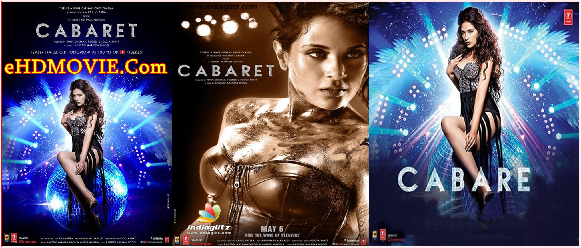 Cabaret 2019 Full Movie Hindi 1080p – 720p – HEVC – 480p ORG WEB-DL 300MB – 450MB – 750MB ESubs Free Download