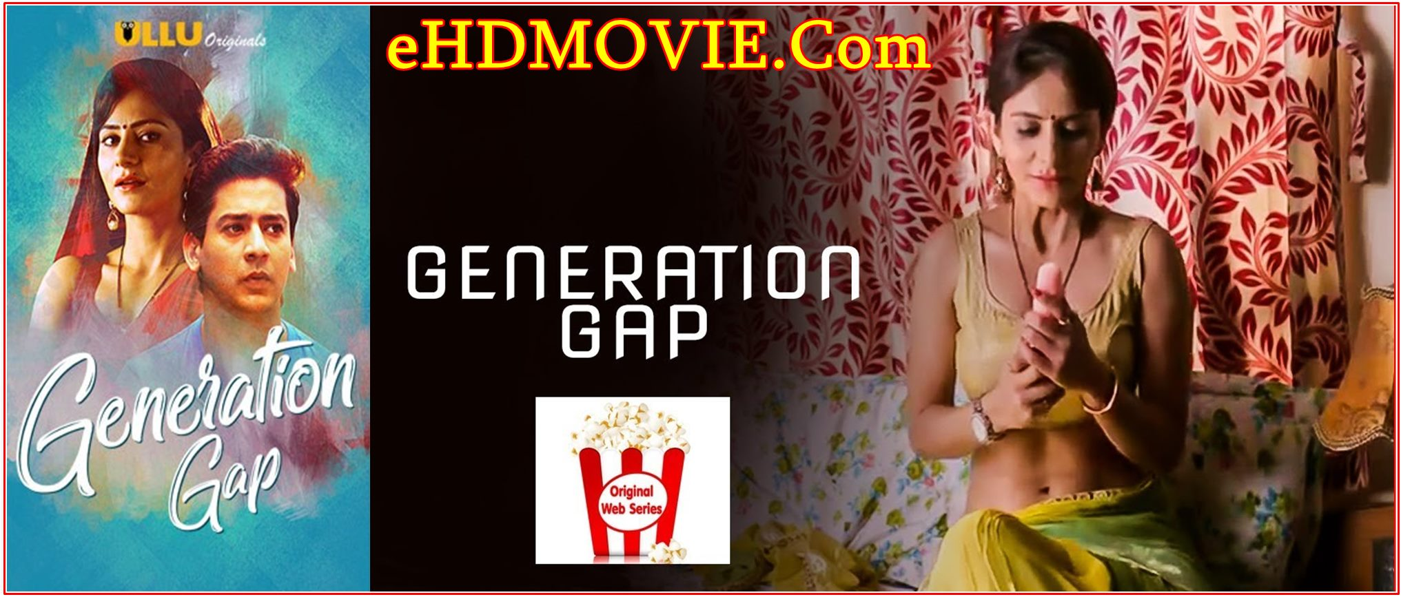 Generation Gap 2019 S01 Complete Hindi 720p – 480p WEB-DL 350MB - 1.1GB ESubs