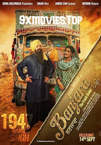 Banjara The Truck Driver 2018 Punjabi 720p WEB-DL 950mb