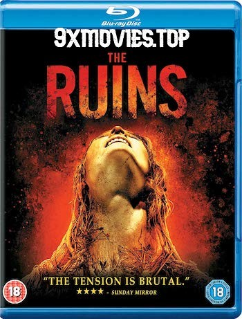 The Ruins 2008 Dual Audio Hindi UNRATED 720p BluRay 750mb
