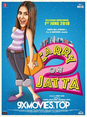 Carry On Jatta 2 2018 Punjabi 720p WEB-DL 1GB