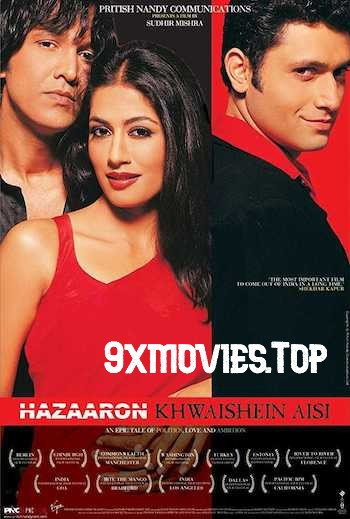 Hazaaron Khwaishein Aisi 2005 Hindi 720p WEB-DL 800mb