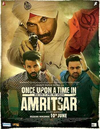 Once Upon a Time in Amritsar 2016 Punjabi 720p HDRip x264