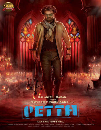Petta 2019 Hindi 450MB HDRip 480p HC ESubs