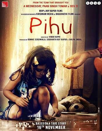 Pihu 2018 Hindi 400MB HDRip 720p ESubs HEVC