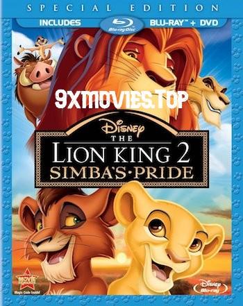 The Lion King 1994 Dual Audio Hindi Bluray Movie Download