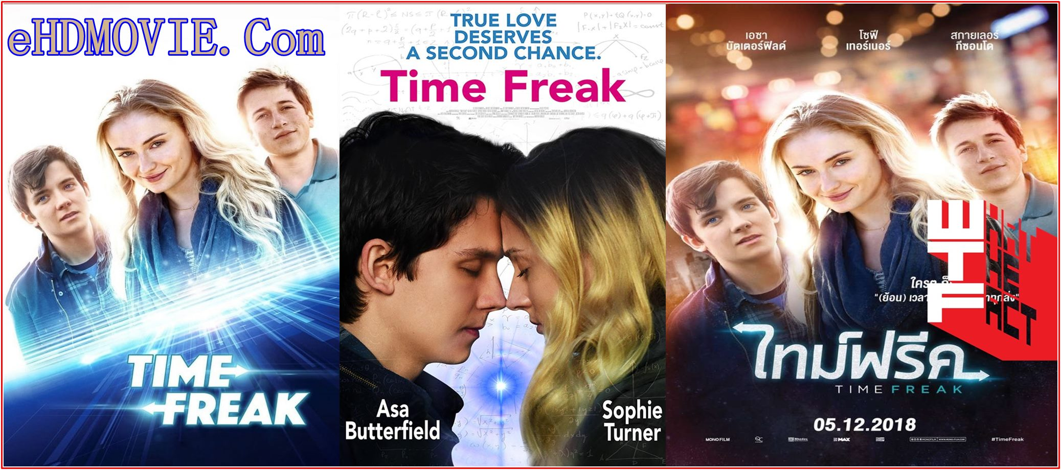 Time Freak 2018 Full Movie English 720p – 480p ORG BRRip 400MB – 900MB ESubs Free Download