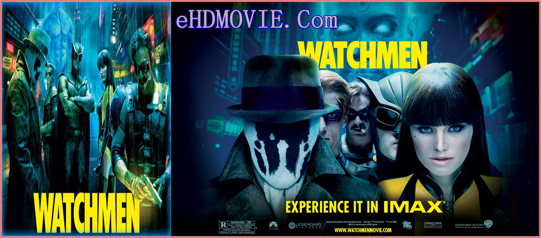 Watchmen 2009 Full Movie Dual Audio [Hindi – English] 720p – 480p ORG BRRip 650MB – 1.4GB ESubs Free Download