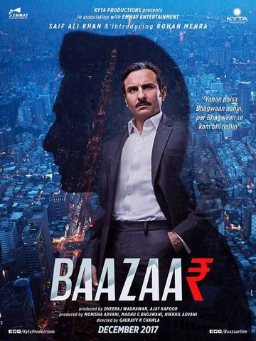 Baazaar 2018 Hindi 720p NF WEB-DL 1.4GB x264 DD5.1 ESubs