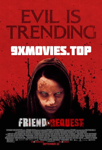 Friend Request 2016 Dual Audio Hindi 480p BluRay 300MB