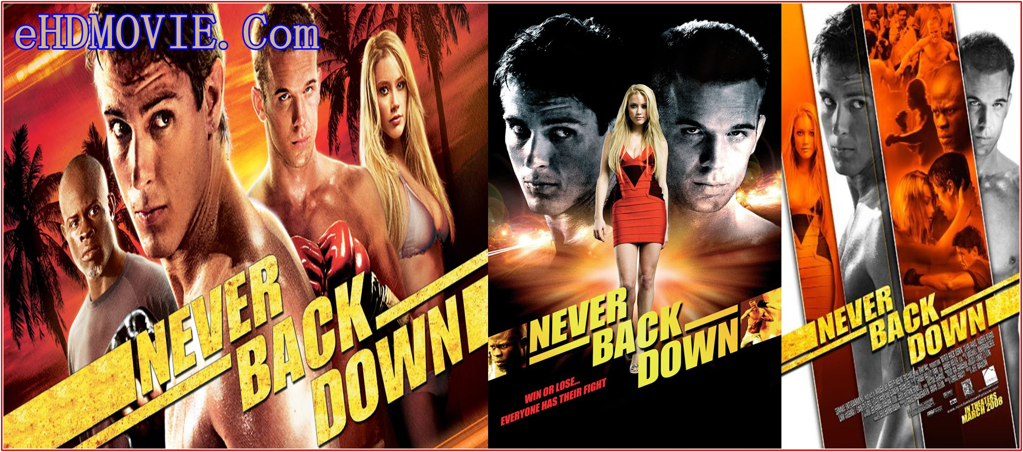 Never Back Down 2008 Full Movie English 720p – 480p ORG BRRip 400MB – 800MB ESubs Free Download