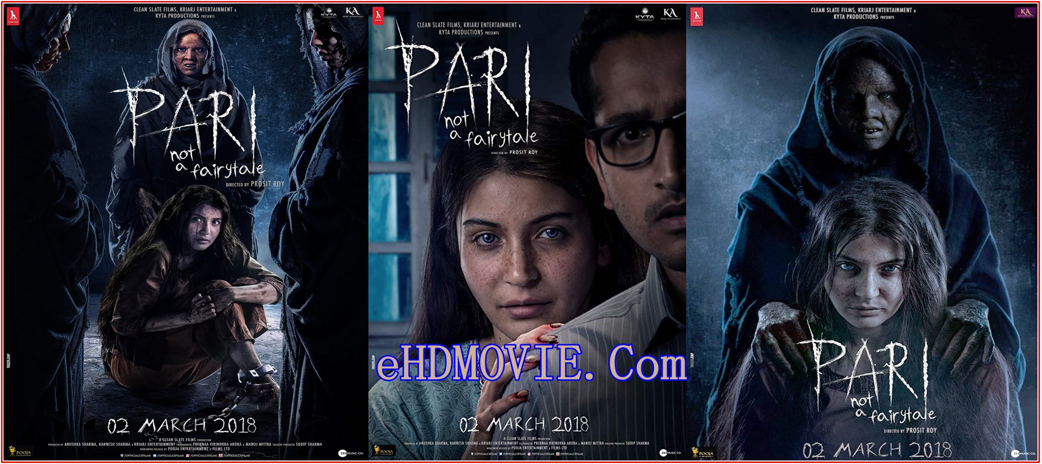 Pari 2018 Full Movie Hindi 720p – 480p ORG BRRip 400MB – 950MB ESubs Free Download