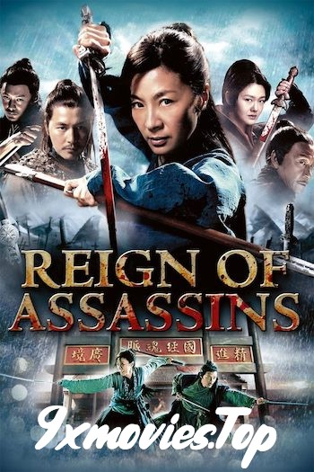 Reign Of Assassins 2010 Dual Audio Hindi Bluray Movie Download