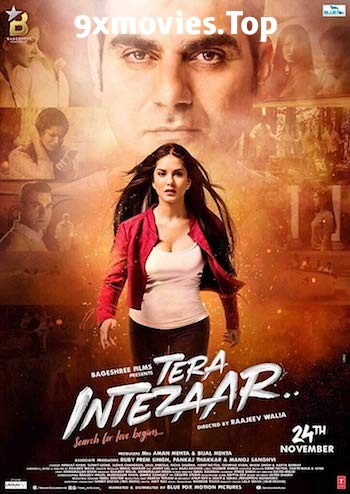 Tera Intezaar 2017 Hindi 720p WEB-DL 750mb