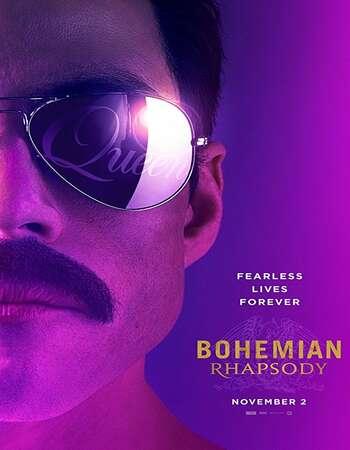 Bohemian Rhapsody 2018 Hindi Dual Audio BRRip Full Movie 720p HEVC Free Download