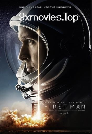 First Man 2018 English 480p BRRip 300MB ESubs