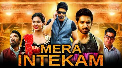 Mera Intekam 2019 Hindi Dubbed 720p HDRip x264