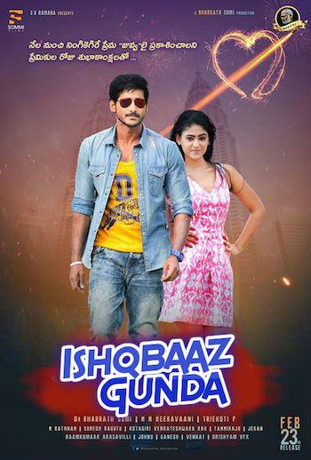 Ishqbaaz Gunda 2019 Hindi Dubbed 480p HDTV 300mb