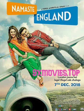 Namaste England 2018 Hindi 720p WEB-DL 900mb